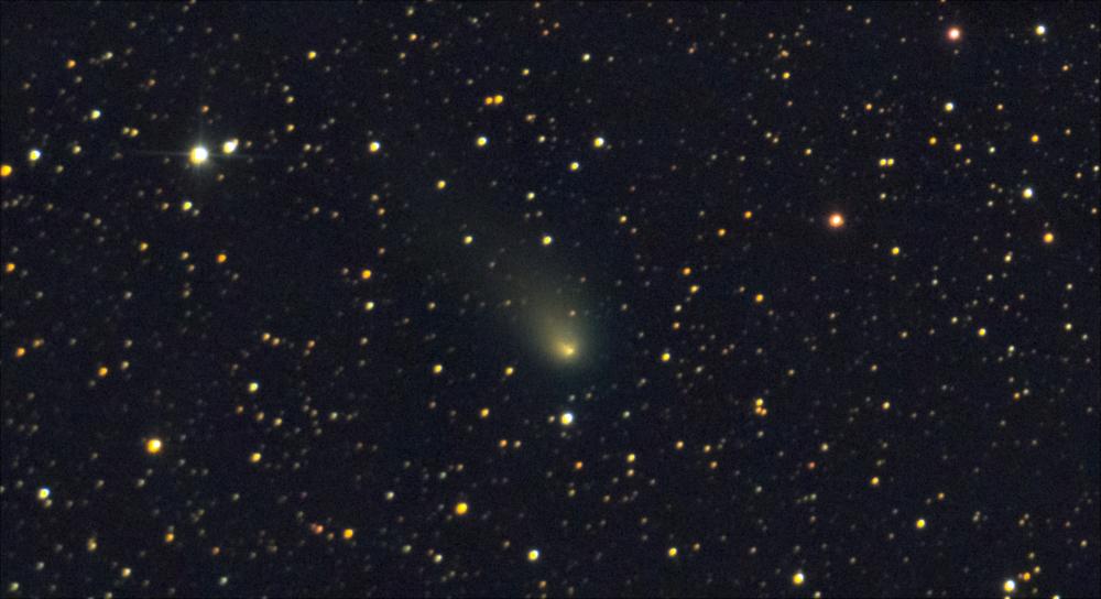 Комета C/2017 T2 (PANSTARRS) 23.01.2020.