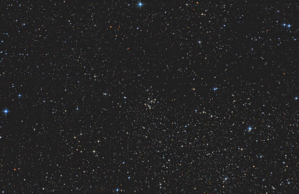 Open cluster M29