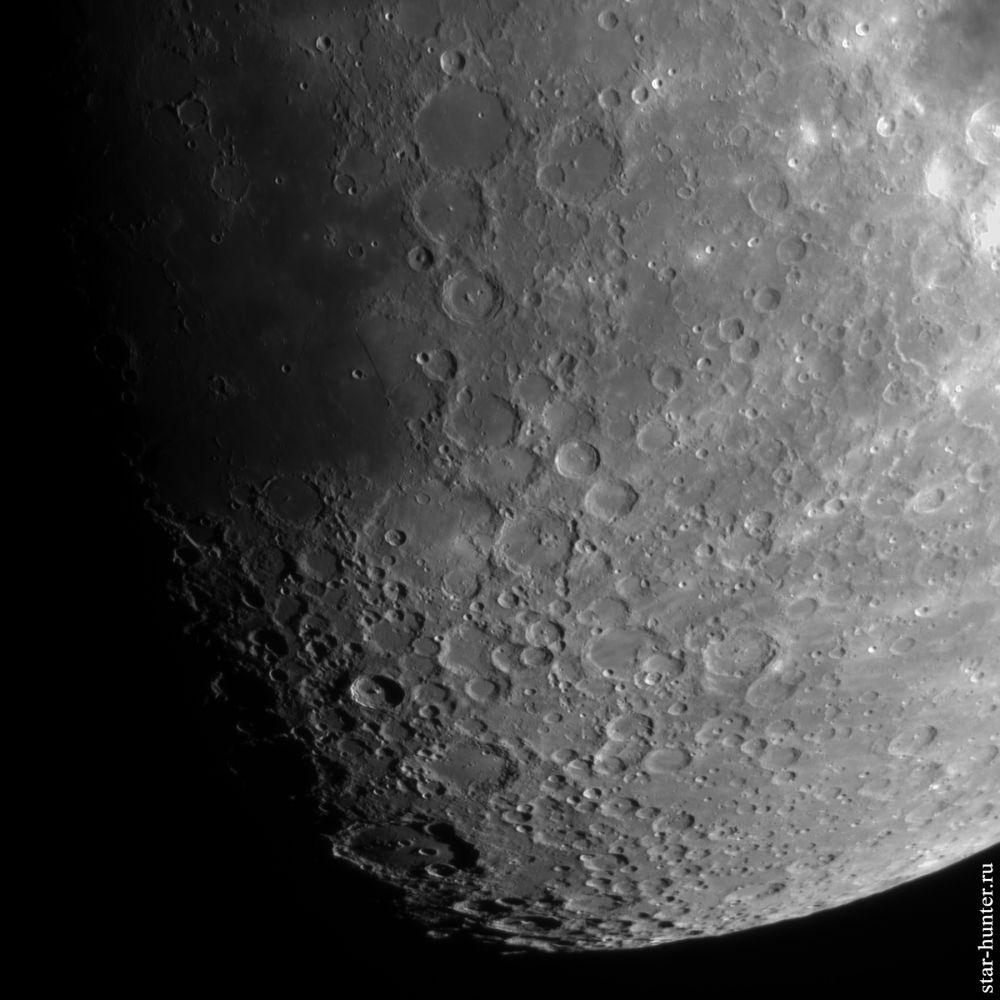 Moon, November 6, 2019, 20:08.