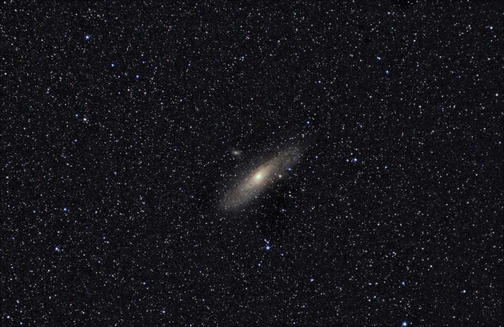 Андромеда. 2021.10.06-08