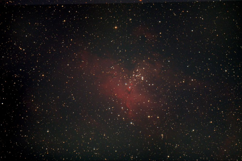 M16 - Туманность Орёл