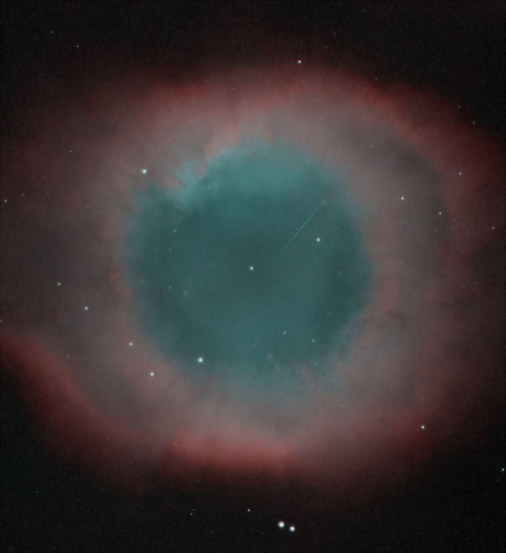 Helix Nebula (Central part)