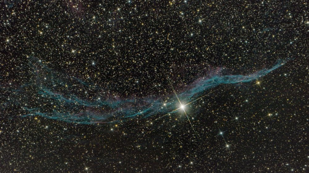 NGC 6960 «Ведьмина метла»