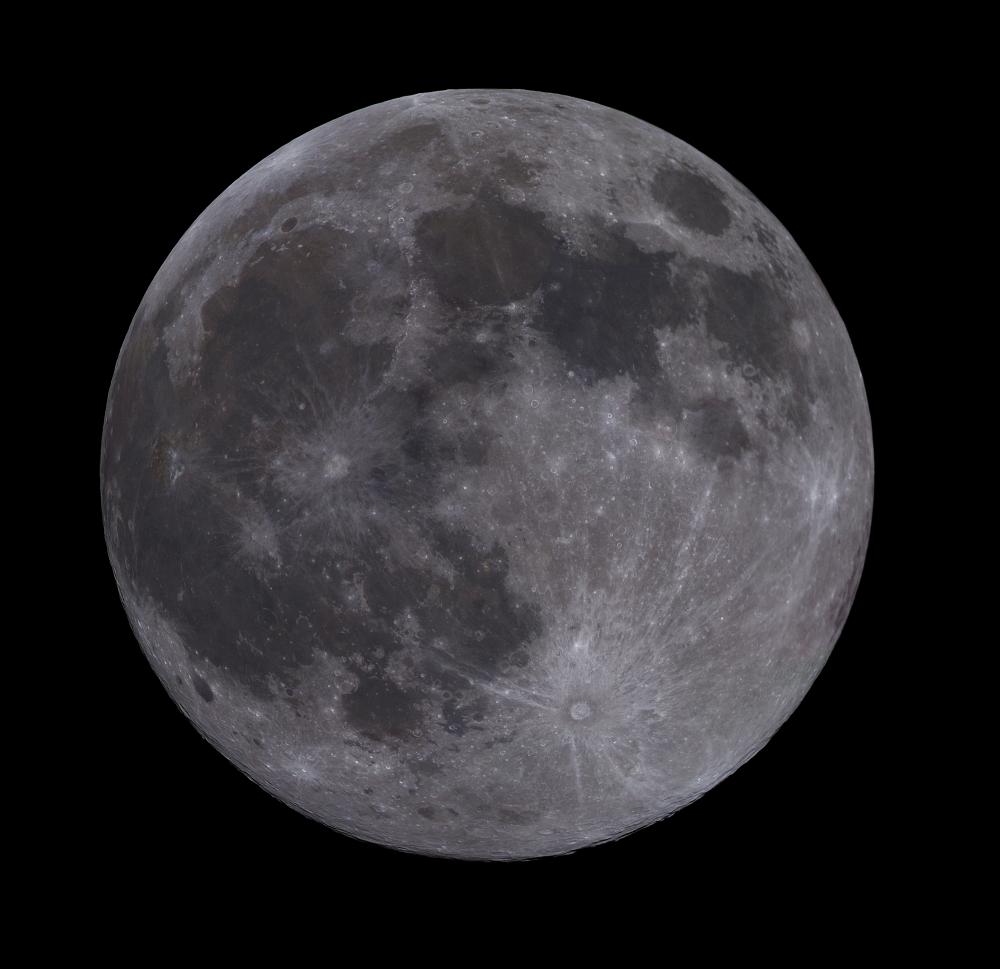 Панорама Луны 27.04.2021