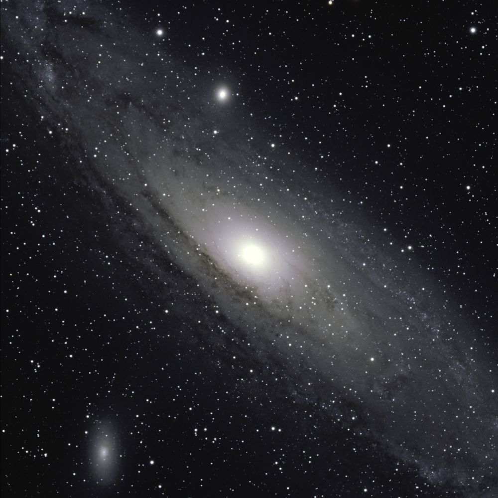 М31 - галактика Андромеды