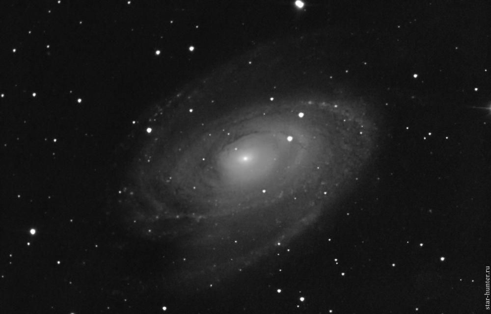 M81 galaxy, 31-03-2019