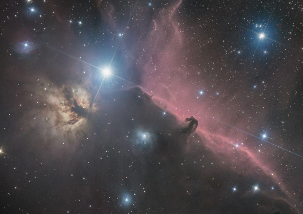 IC 434, Horsehead nebula
