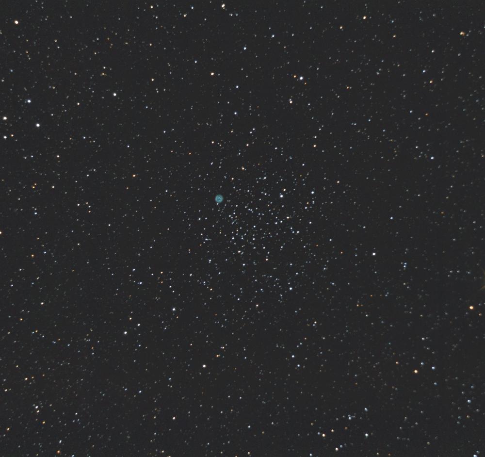 Рассеянное скопление M46 (Ngc 2437)