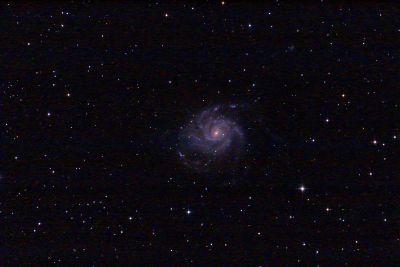 M101 - Вертушка - астрофотография