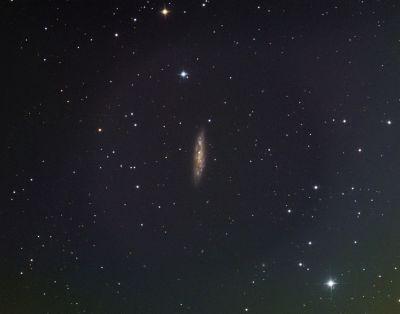 M108 - астрофотография