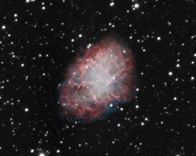 М1  - астрофотография