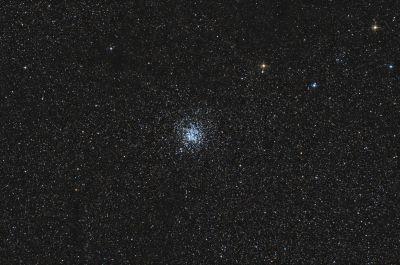 Wild Duck Cluster - M11 - астрофотография