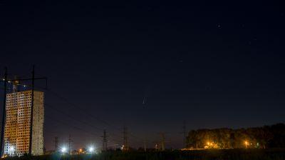 • C/2020 F3 (NEOWISE) • - астрофотография