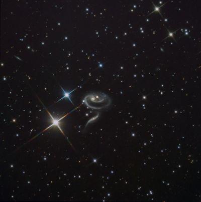 arp273 - астрофотография