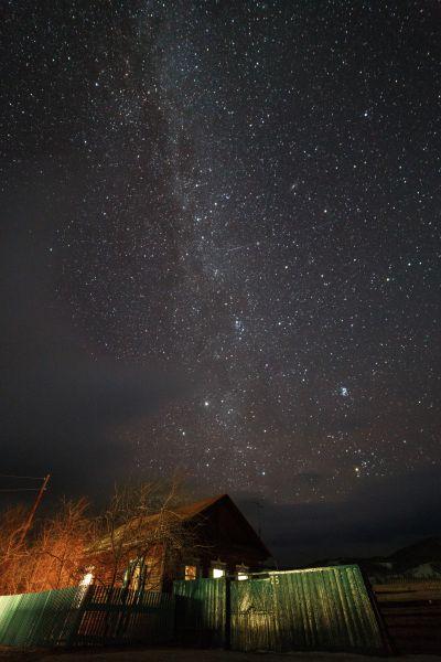 FAR EAST SKY - астрофотография