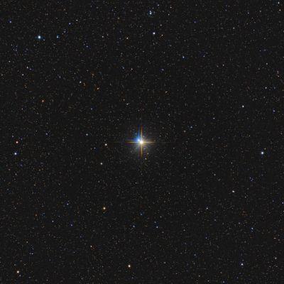 Albireo - Beta Cygni - астрофотография