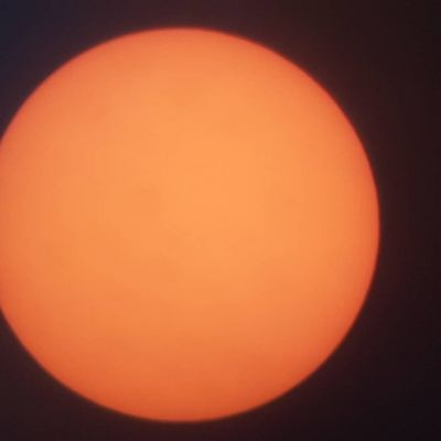 Солнце - астрофотография