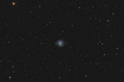 Phantom Galaxy - M74 - астрофотография