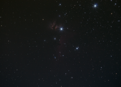 IC 434 - астрофотография