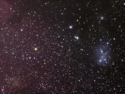 IC 2169 RGB - астрофотография
