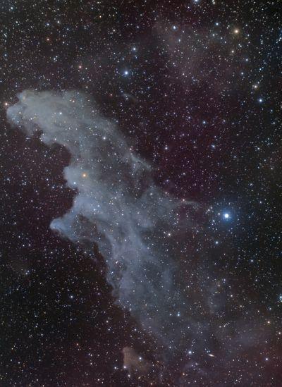 IC2118 - астрофотография