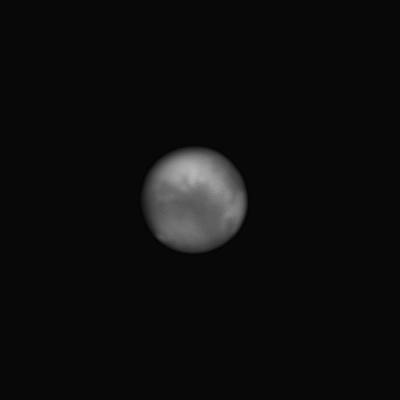 Марс от 23.10.2020 года. - астрофотография