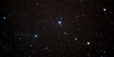 Созвездие Кассиопея - астрофотография
