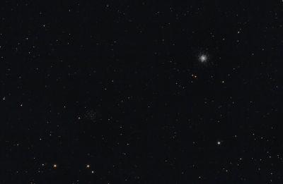 M53, NGC 5053  1-05-2020 - астрофотография