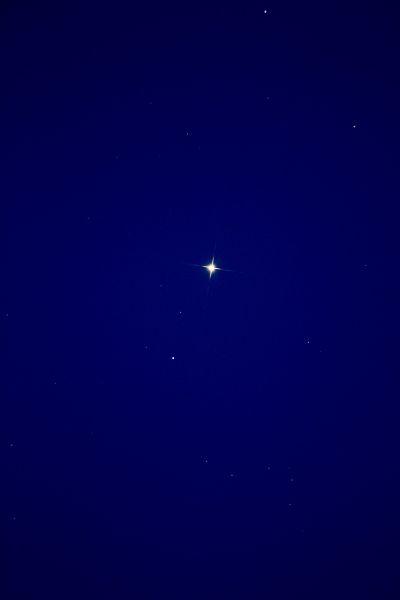 Arcturus - астрофотография