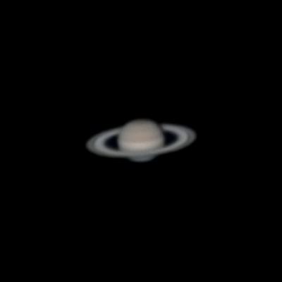 Сатурн 18.06.21 - астрофотография