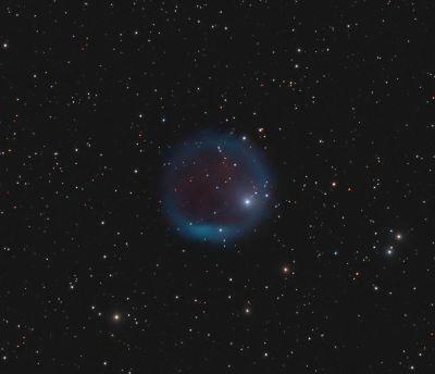 Jacoby 1 (PK 085+52.1) - астрофотография