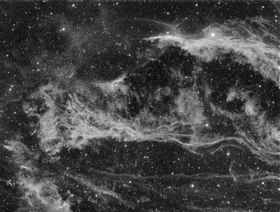 ngc6960 - астрофотография