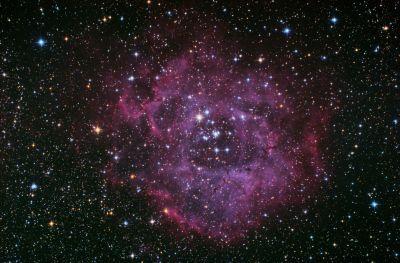 NGC2244 - астрофотография