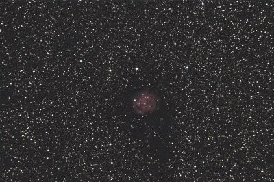 IC 5146 Cocoon Nebula - астрофотография
