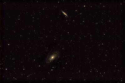 M81,M82 - астрофотография
