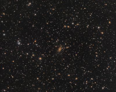 Abel2199 - астрофотография