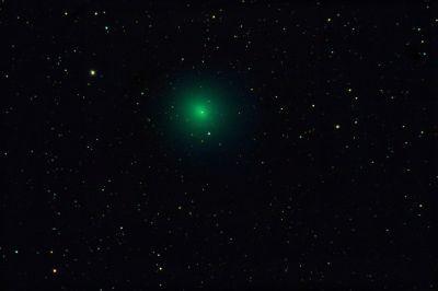 комета р46 - астрофотография