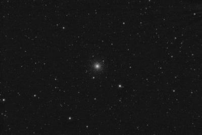 М3 - шаровое скопление - астрофотография