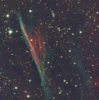 NGC 2736 - астрофотография