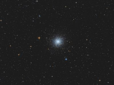 Great Globular Cluster in Hercules - M13 - астрофотография