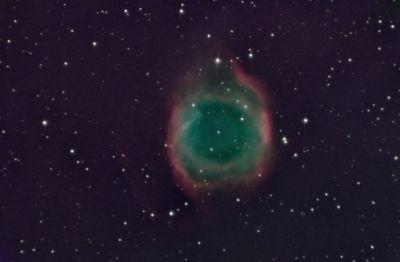 NGC 7293 Улитка - астрофотография
