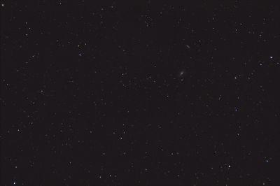 M81, 82 - астрофотография