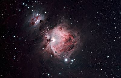 M42 - The Orion Nebula - астрофотография
