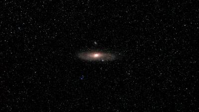 Галактика Андромеды M31. 24.07.20 - астрофотография