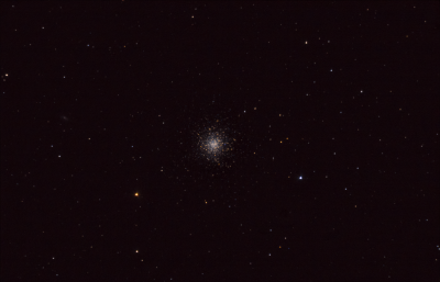 M13, IC 4617, NGC 4207 - астрофотография