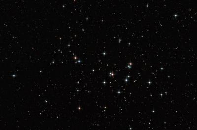 """Рассеянное скопление М44 """"Ясли"""" - астрофотография"""
