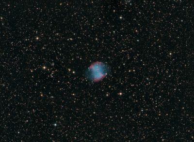 М27 - астрофотография