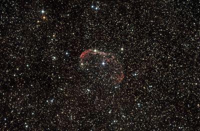 NGC 6888 - астрофотография
