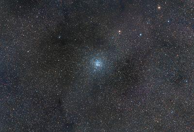 M11 or NGC 6705 (ver2) - астрофотография