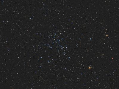 Open Cluster NGC1528 - астрофотография